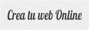 crea tu web online